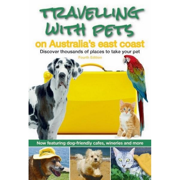 Travelling With Pets Book