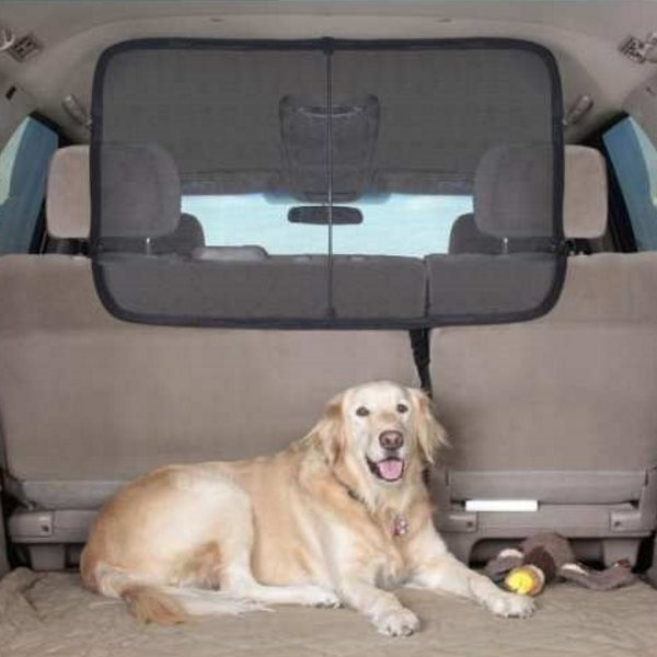 Solvit Cargo Boot Area Pet Barrier Micro Mesh