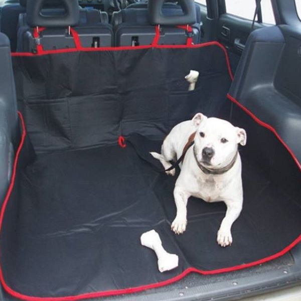cargo boot protection mat dogculture. Black Bedroom Furniture Sets. Home Design Ideas