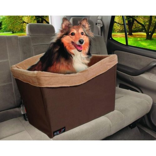 Solvit Dog Car Booster Seat