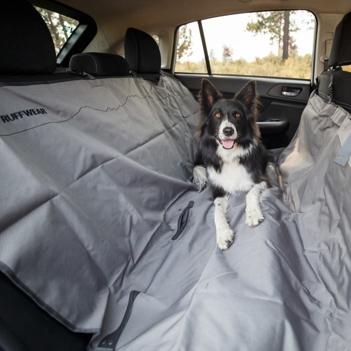 Ruffwear Dirtbag Dog Car Seat Hammock Cover
