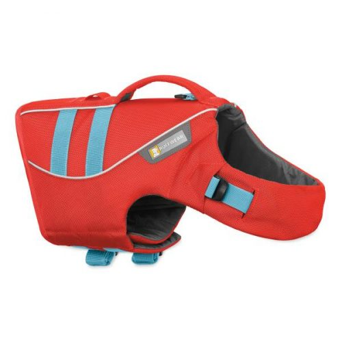 Ruffwear Dog Life Jacket Sockeye Red