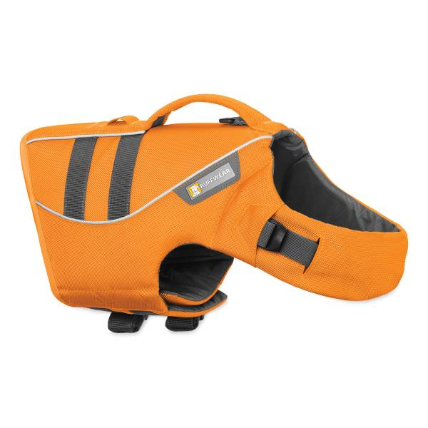 Ruffwear Dog Life Jacket Wave Orange