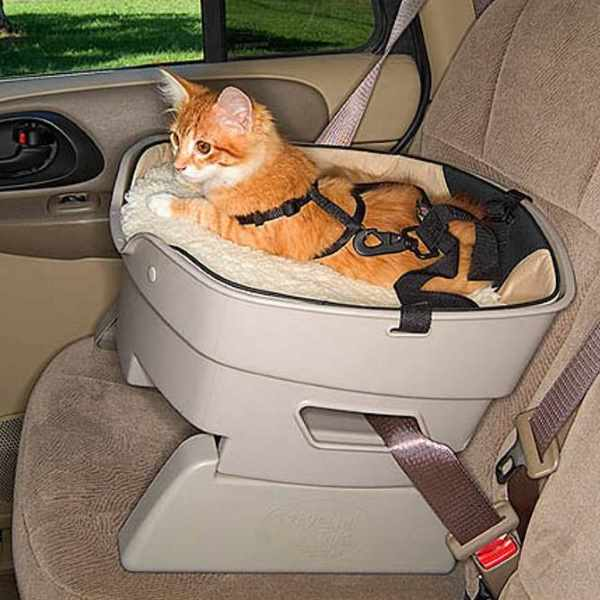 Travelin Dog Pet Car Seat Dogculture