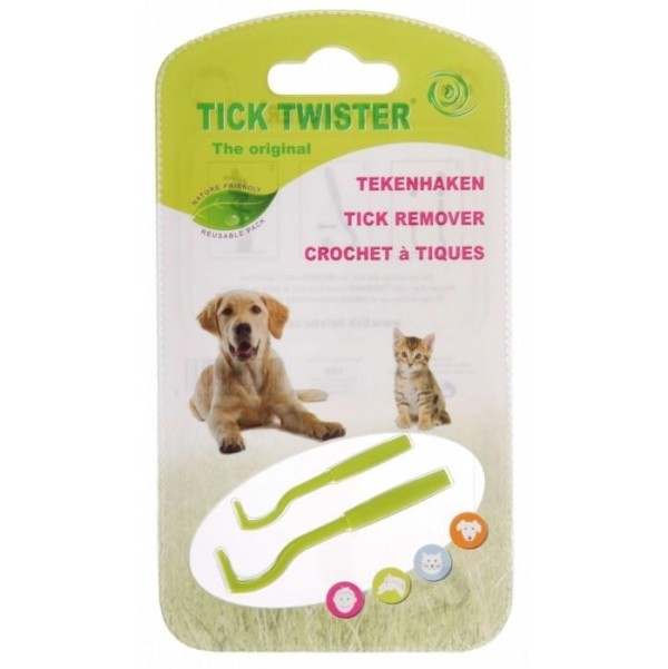 Tick Twister - 2 Pack Tick Remover