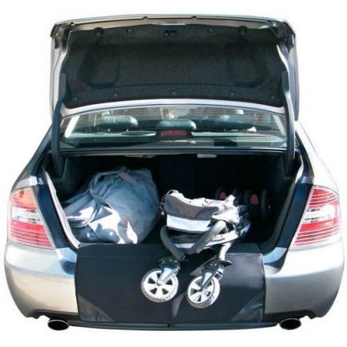 Bumper Protection Mat