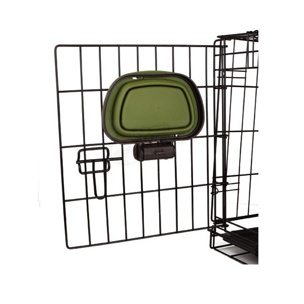 Collapsible Kennel/Crate Bowl - Popware