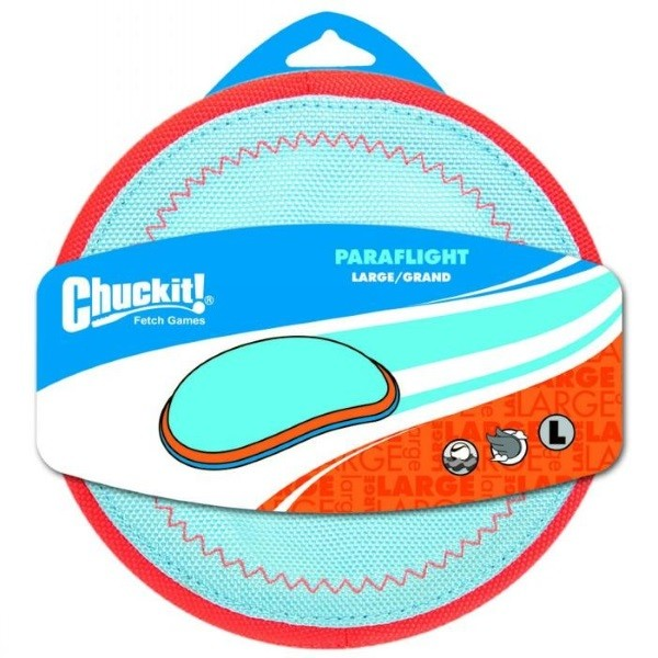 Chuckit! Paraflight Frisbee Toy