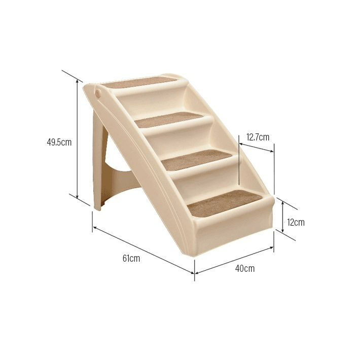 Pupstep pet stairs dimensions