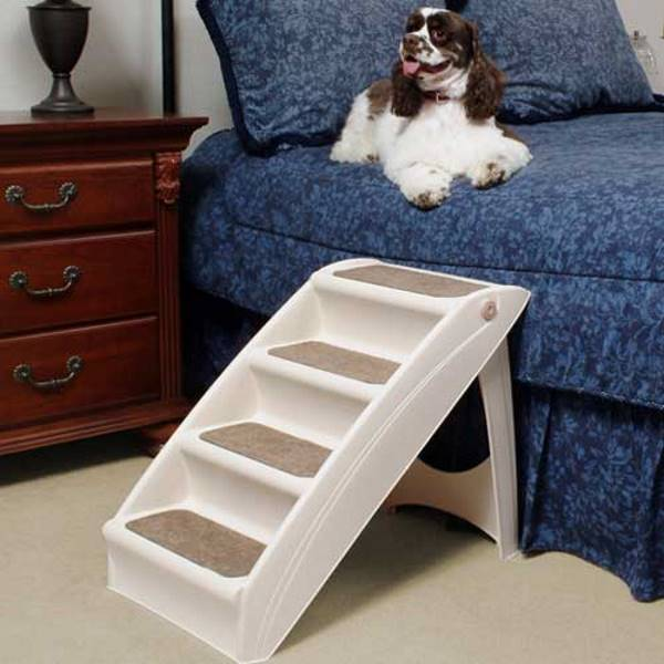 Solvit PupSTEP Plus Pet Stairs Dog Culture