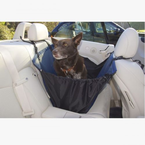Bindi Half Hammock Car Seat Cover
