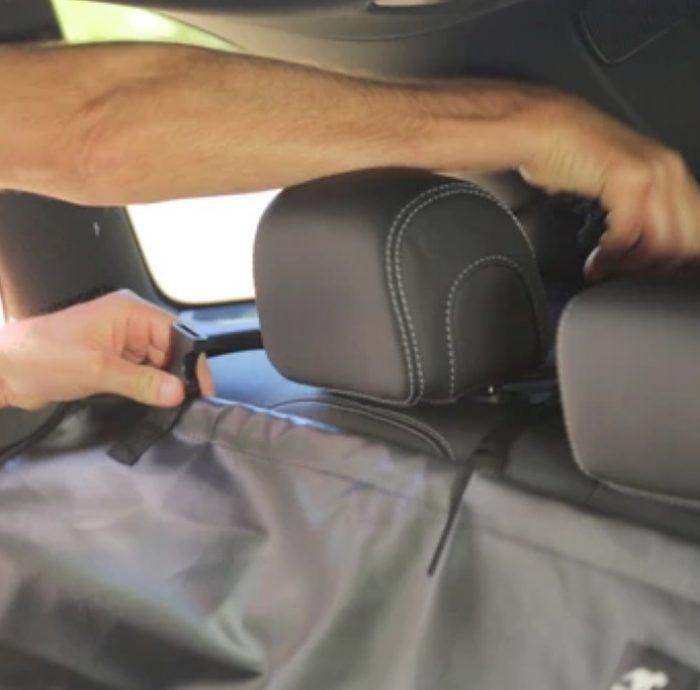 Norton Hammock Car Seat Cover Adjustable straps