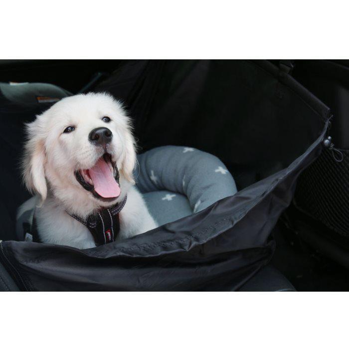 Bindi Half Hammock Car Seat Protector Butters