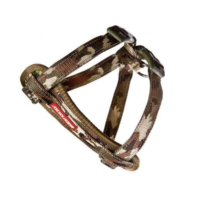 EzyDog Chestplate Harness Camouflage
