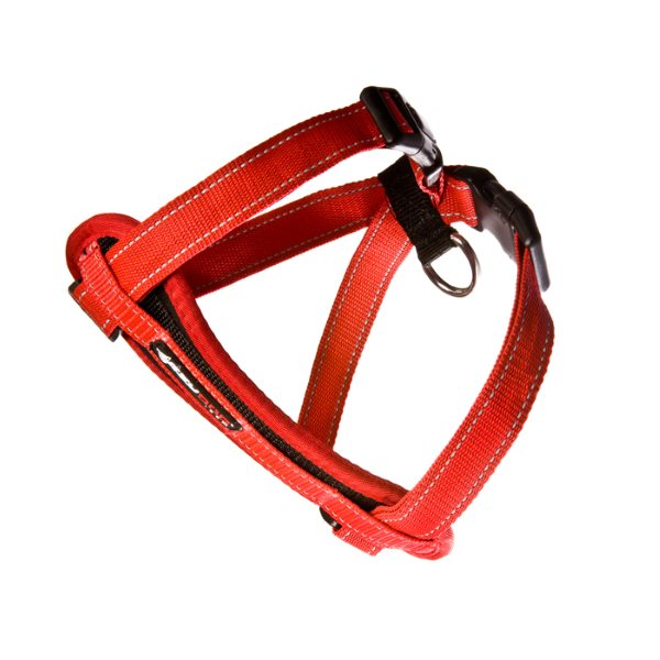 EzyDog Chestplate_Harness_Red
