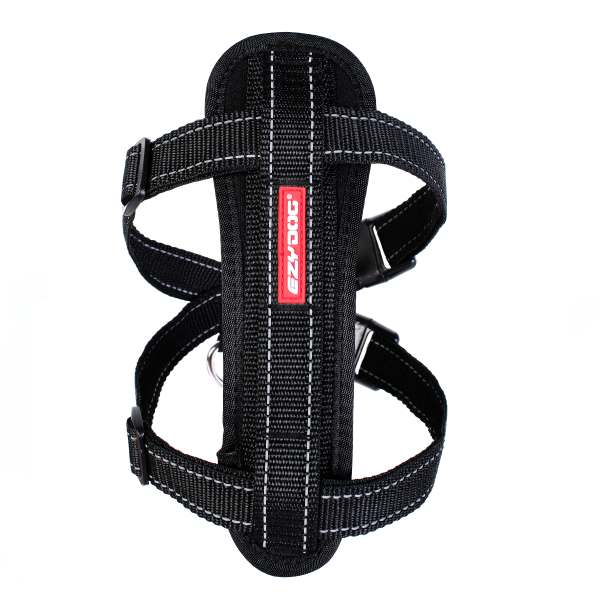 EzyDog_Chest Plate_Front_black