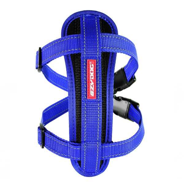 EzyDog_Chest Plate_Front_blue