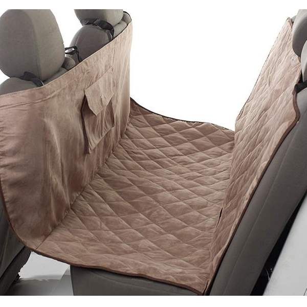 Velvet Hammock Dog Car Seat Cover For Dogs