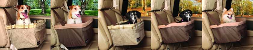 Solvit Dog Car Booster Seats