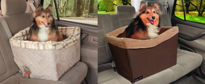 Solvit Jumbo Dog Car Safety Seat