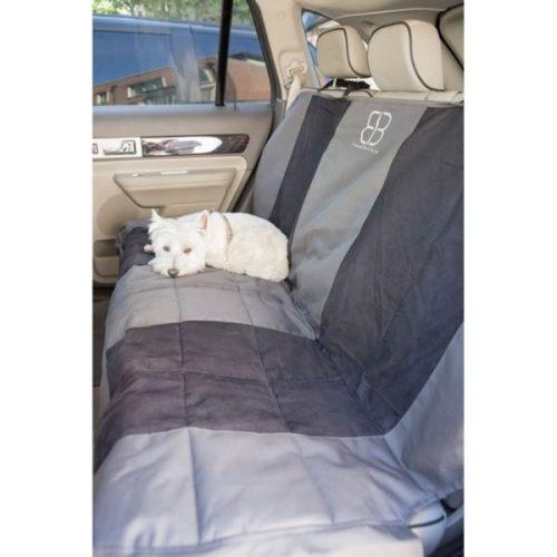 EB EGR Velvet Rear Dog Bench Seat Cover