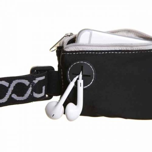 DOOG Mini Belt Black earphones