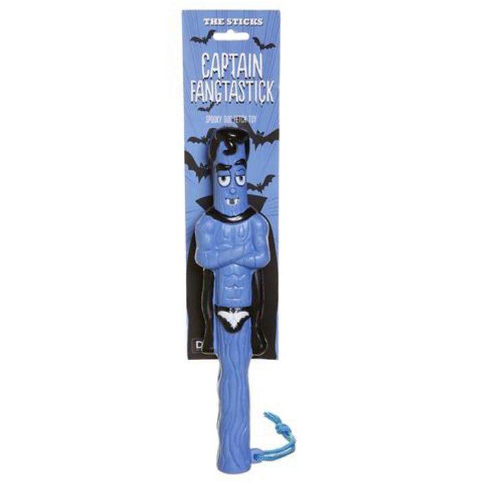 Spooky Sticks Captain Fangtastic DOOG Dog Toy