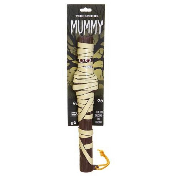 Spooky Sticks Mummy DOOG Dog Toy