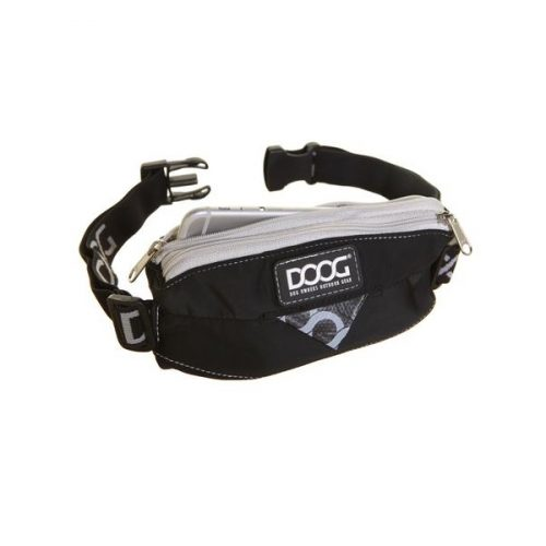 DOOG Mini STRETCH Belt Black