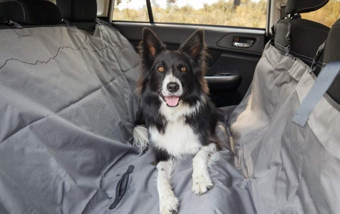 Ruffwear Dirtbag Dog Car Seat Cover