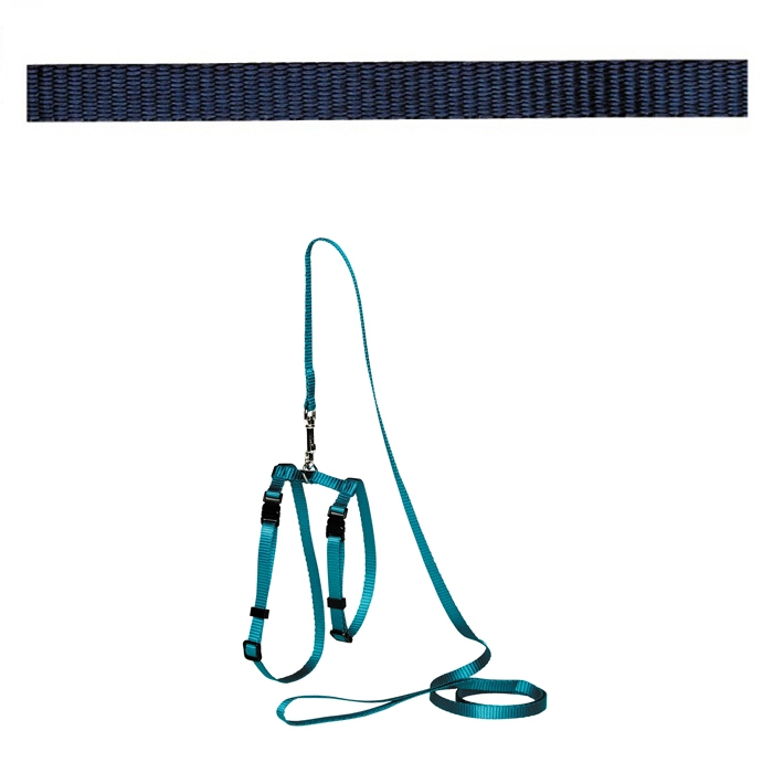Adjustable Cat Puppy Leash Navy