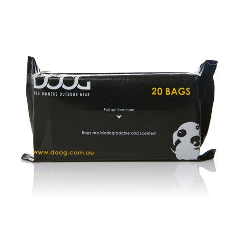 DOOG Refill poo bag pack 20 bags