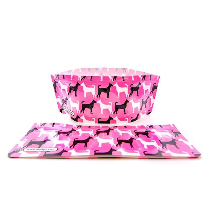 Modgy Pinky Dog Bowl