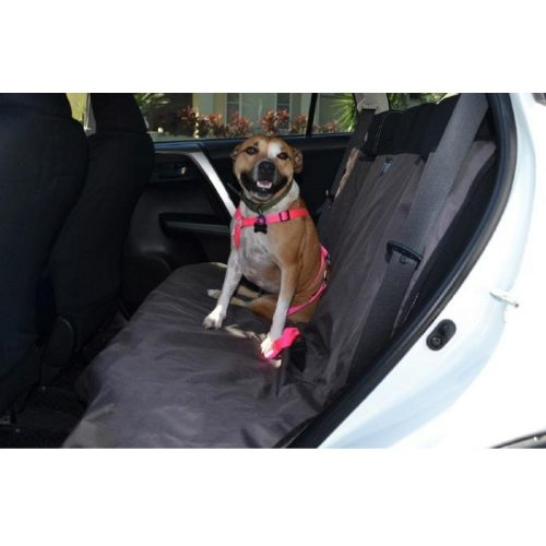 Zeez Waterproof Bench Car Seat Cover