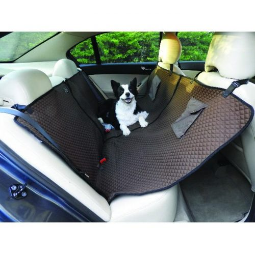 Zeez Deluxe Padded Dog Car Seat Hammock Cover