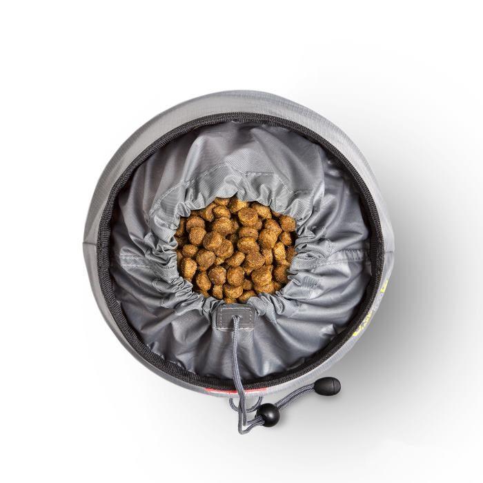 EzyDog Drive Takeaway Dog Food Bowl Above