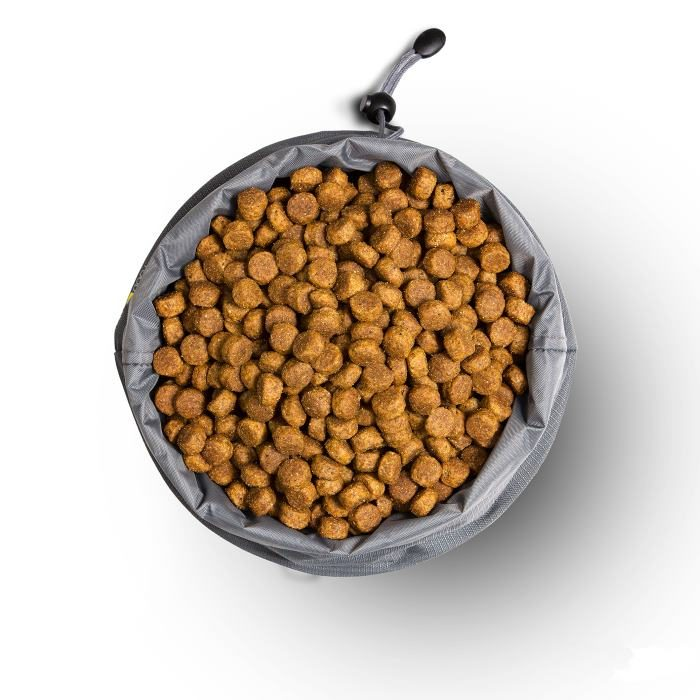 EzyDog Drive Takeaway Dog Food Bowl Top