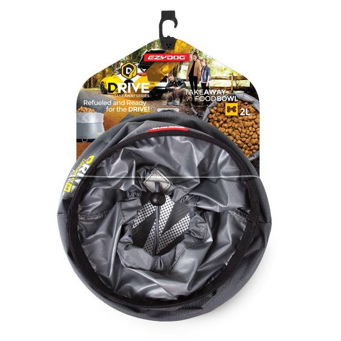 EzyDog Drive Takeaway Dog Food Bowl Packaging