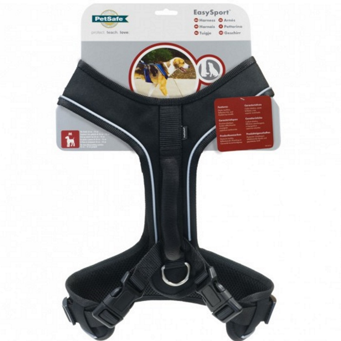 PetSafe EasySportHarness Black