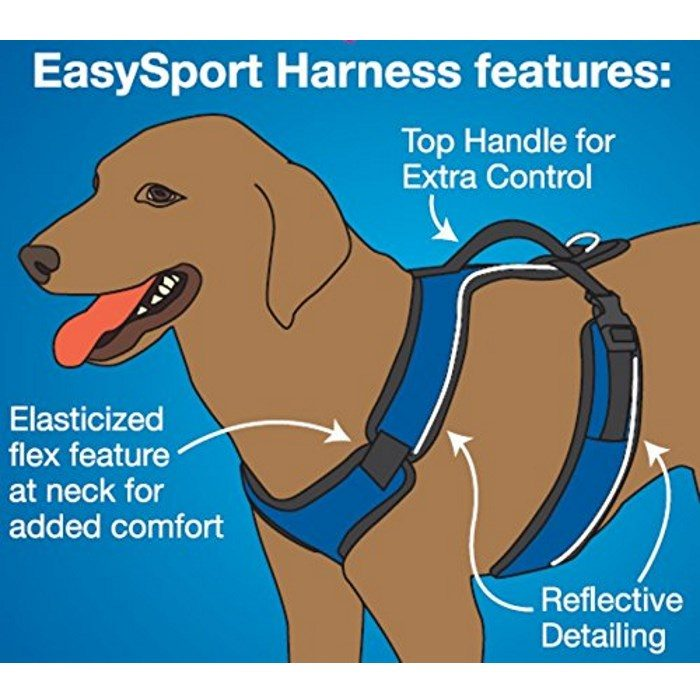 PetSafe EasySportHarness Features