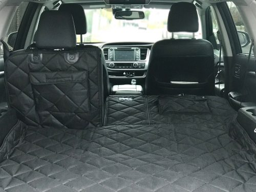 Pawmanity Cargo Liner Split Rear Seats