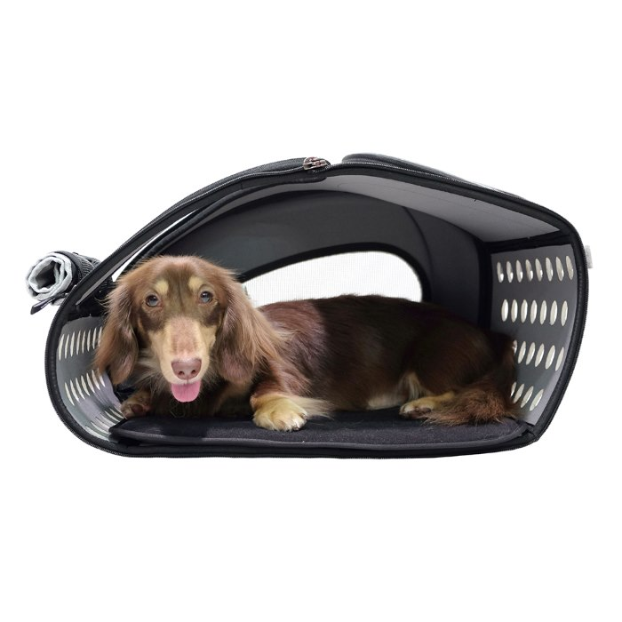 EVA 4in1 Pet Carrier Wheels Inside