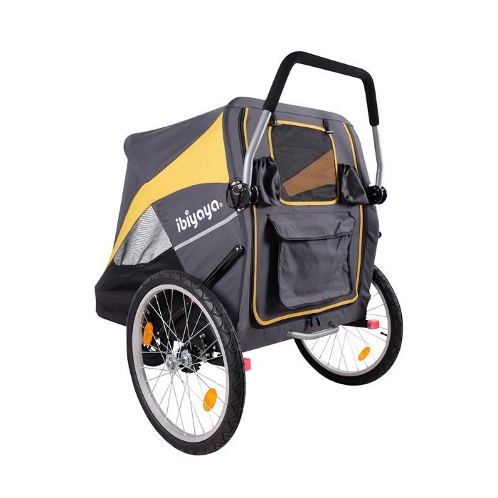 Heavy Duty Pet Stroller Back