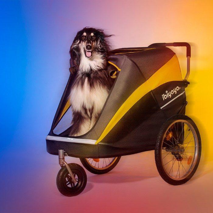 Heavy Duty Pet Stroller Large Dog