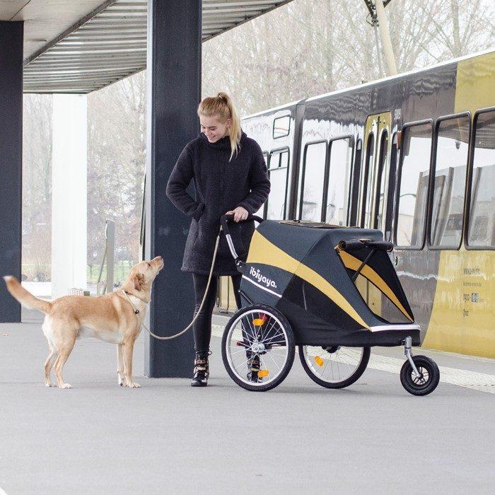 Heavy Duty Pet Stroller Train