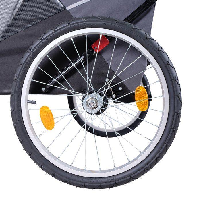 Heavy Duty Pet Stroller Wheel