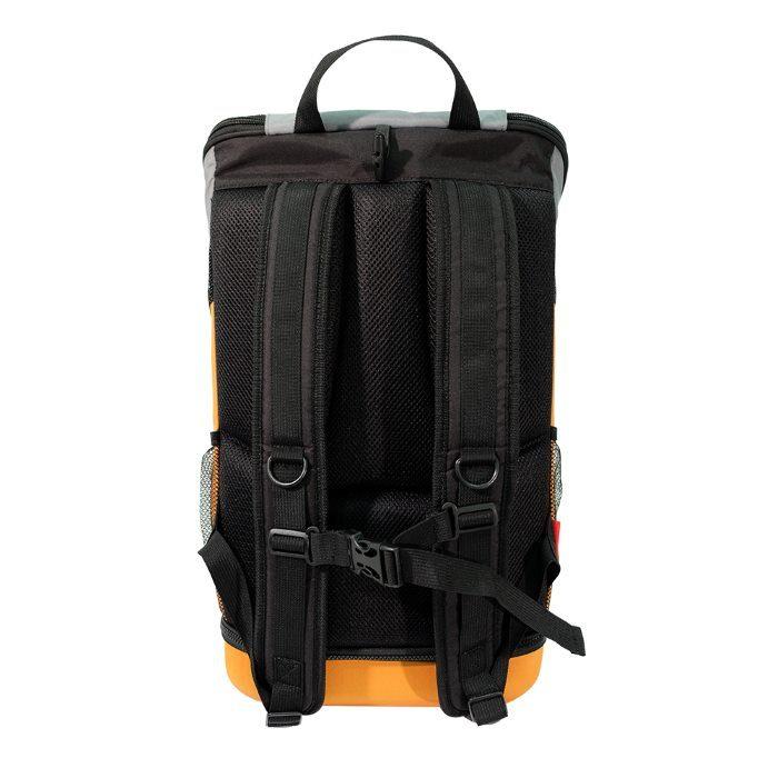 Ibiyaya Ultralight Backpack Pet Carrier Grey Back