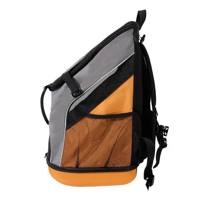 Ibiyaya Ultralight Backpack Pet Carrier Grey Side