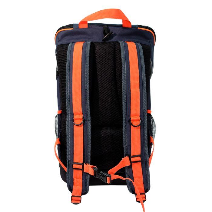 Ibiyaya Ultralight Backpack Pet Carrier Navy Back