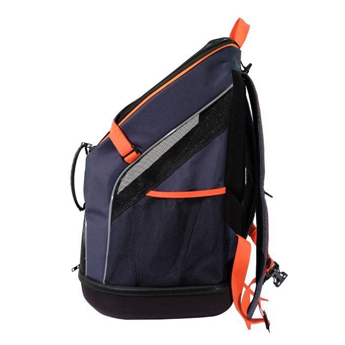 Ibiyaya Ultralight Backpack Pet Carrier Navy Side
